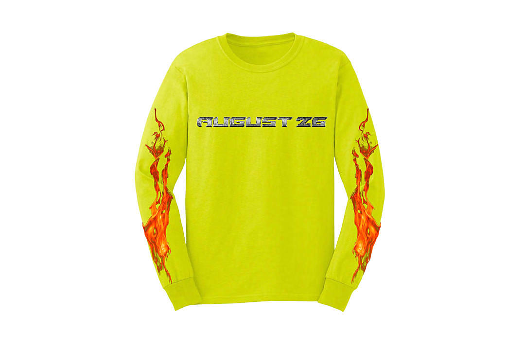 Post Malone Releases 'August 26' Merchandise - XXL