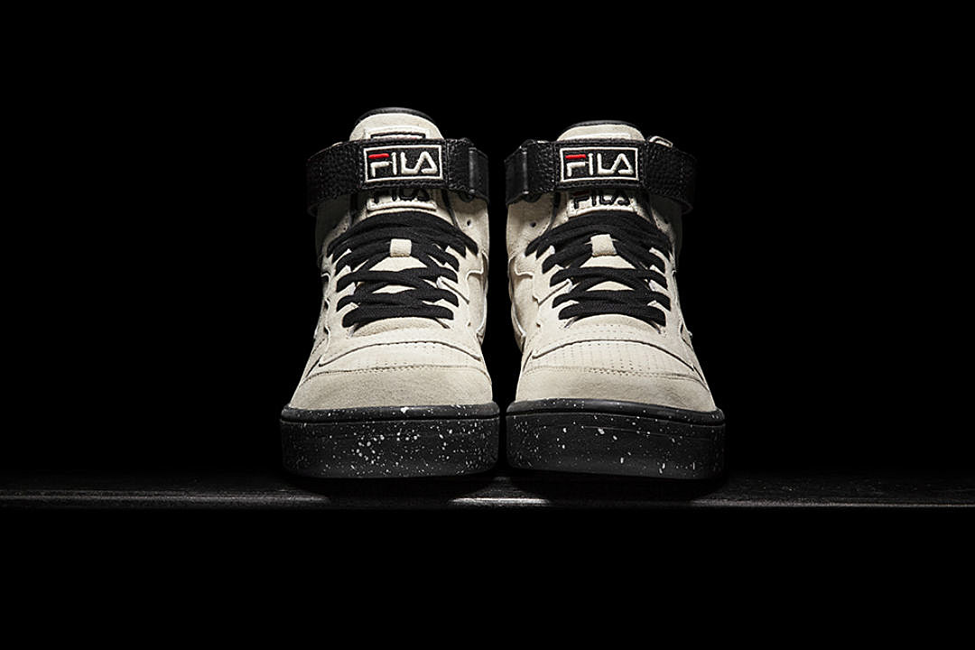 Fila Partners Up With Nas and Sony Pictures for Ghostbusters