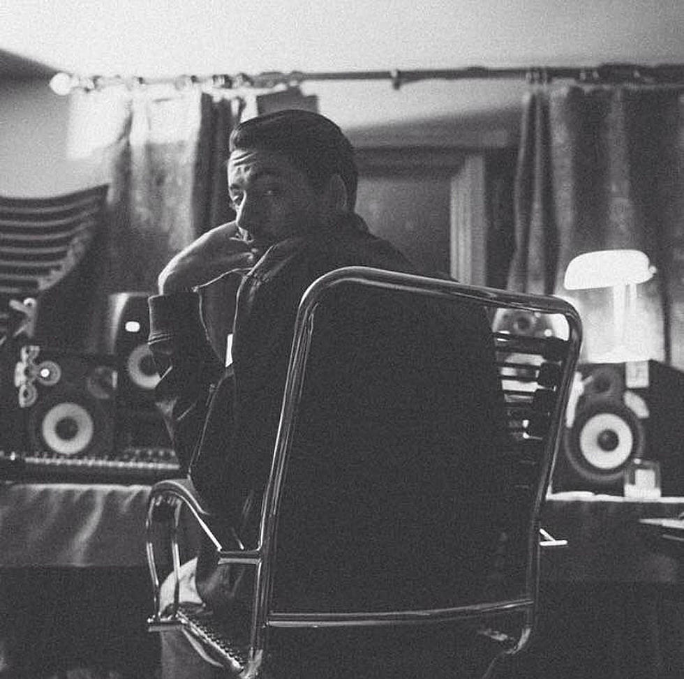 Studio Session: Michael Keenan's Big Win With G-Eazy's
