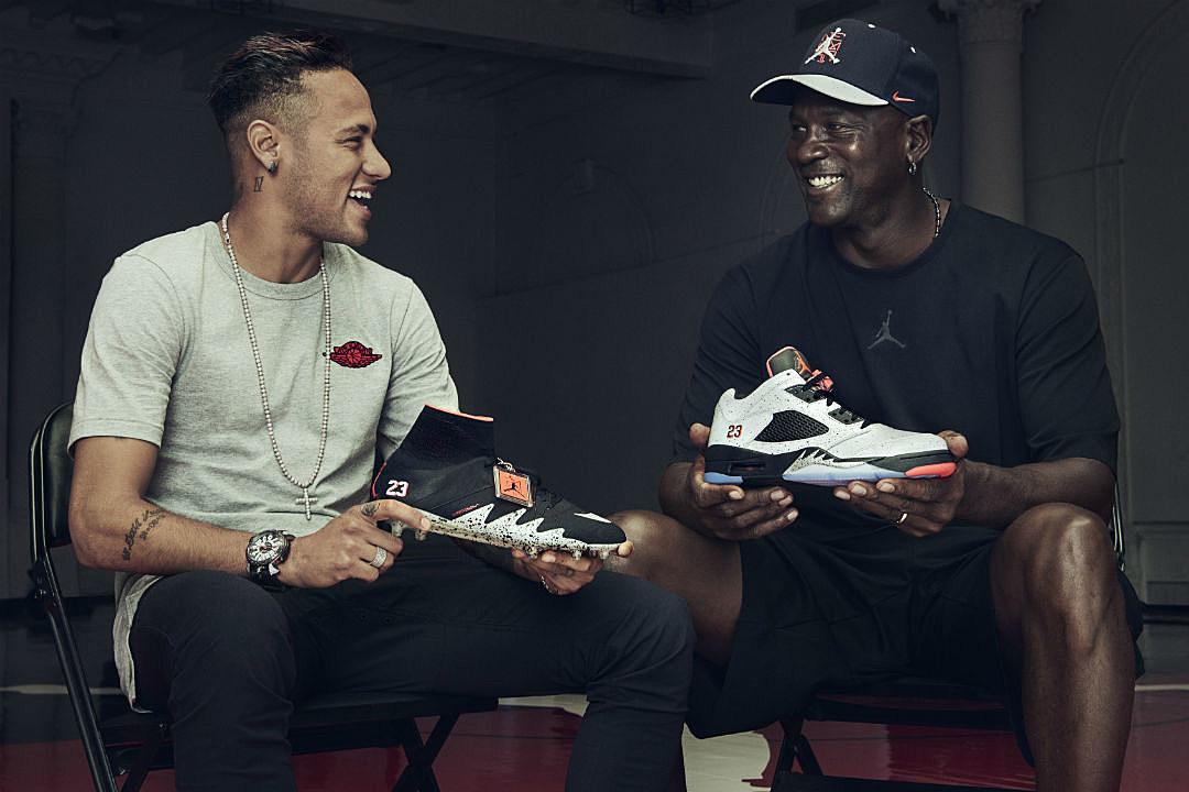 size 40 91a86 a231d Here s an Inside Look at Neymar Jr. and Jordan Brand s Collaboration - XXL