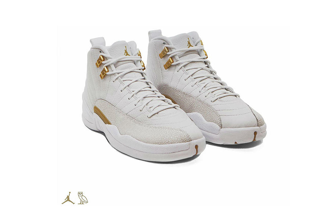 OVO Air Jordan 12 Is Expected to Drop