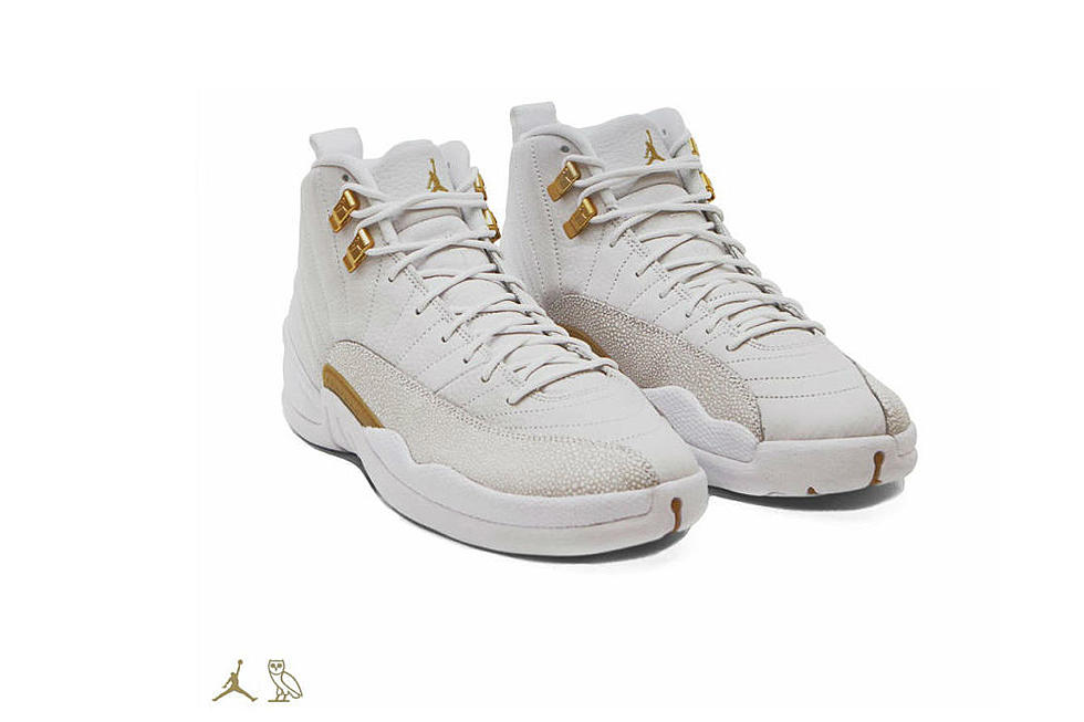 e407221ecc3ae7 Drake s OVO Air Jordan 12 Is Expected to Drop in July - XXL