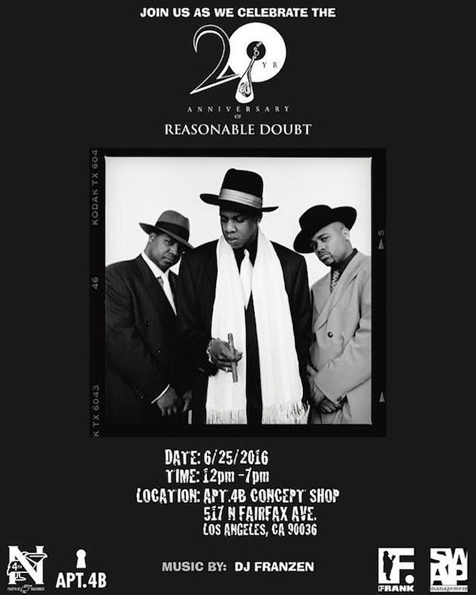 b1d91843efb784 Reasonable Doubt  Pop-Up Shop Coming to Los Angeles - XXL