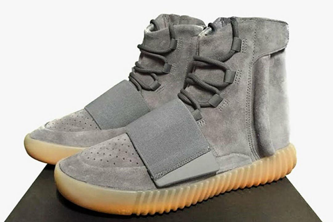2b6ac54bd6ab5 Full List of Retailers Selling the Adidas Yeezy Boost 750 Grey Gum - XXL