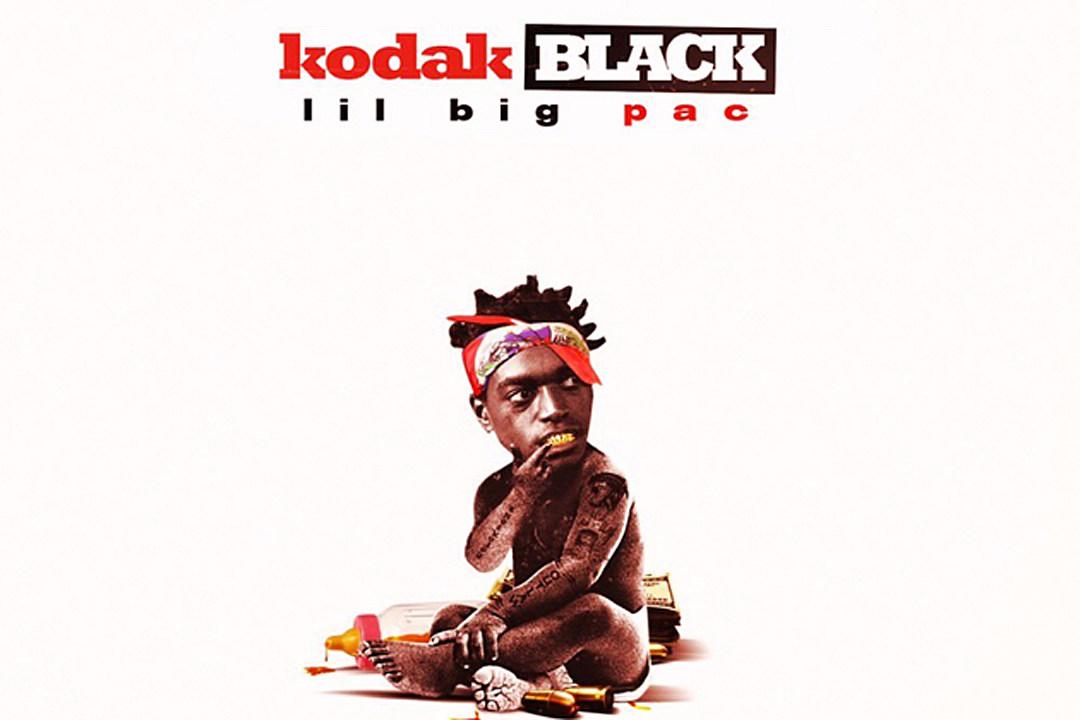 Download Kodak Black's 'Lil B I G  Pac' Mixtape - XXL