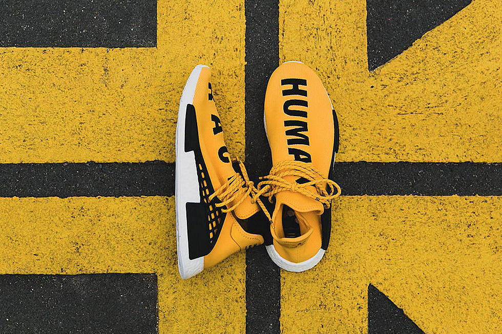 hot sales 5edea a7c0a Full List of Retailers Releasing Pharrell x Adidas NMD Human ...
