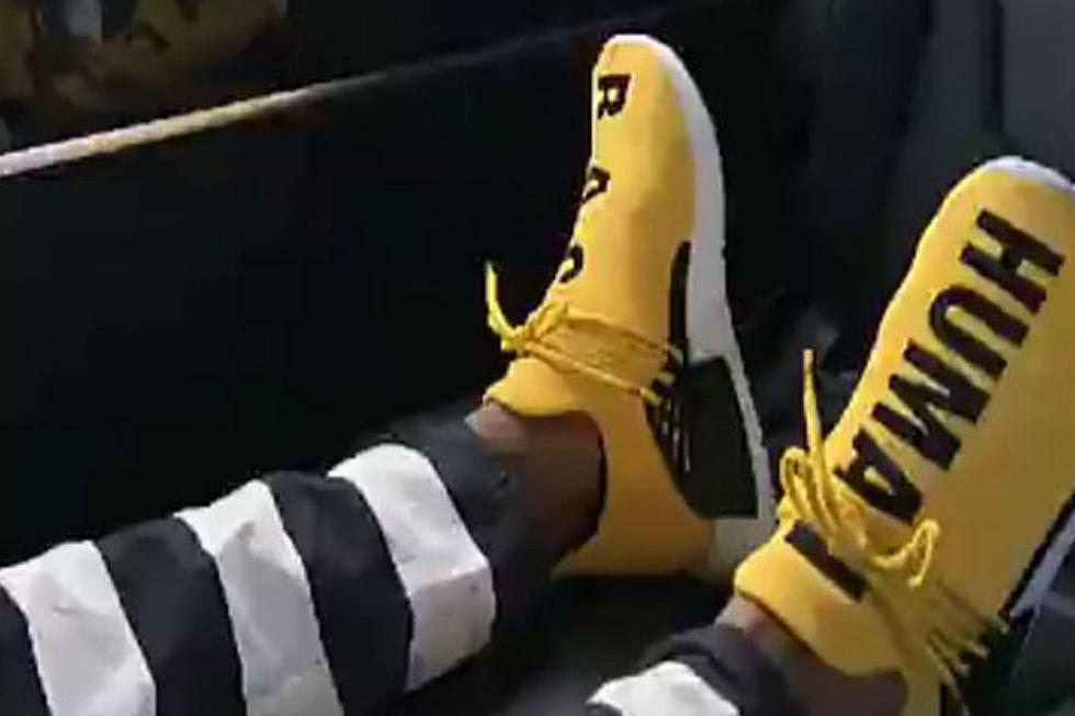 c8c706b175cb64 Pharrell Williams Previews Human Race Adidas NMD - XXL