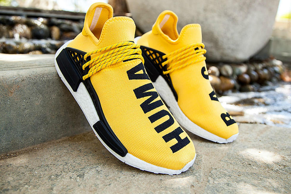 sale retailer 306be 0788f Top 5 Sneakers Coming Out This Weekend Including Pharrell x ...