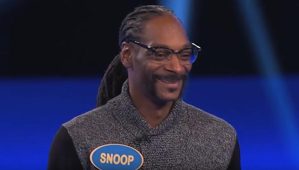 Snoop Dogg's Answer Baffles Steve Harvey on 'Celebrity