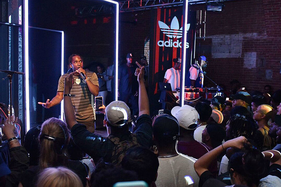 Adidas Unveils NMD XR1 Sneaker With Help From Pusha T and Desiigner - XXL 743aa899f