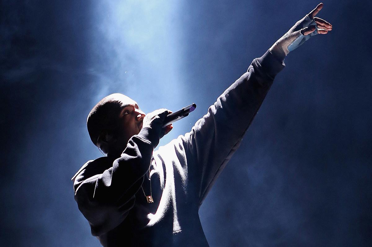 Watch Kanye West's Coachella Sunday Service