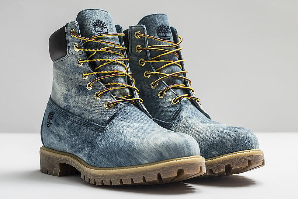 fa66e49ca48 21 Savage and Jimmy Jazz Partner Up to Present the Timberland 6-Inch Denim  Boot