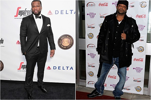 50 Cent Knows Jim Jones Doesn't Want to See Him in the Gym - XXL