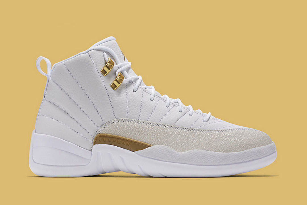 969ddc0cb3f12 Nike Unveils Official Images of OVO x Air Jordan 12 Sneaker - XXL