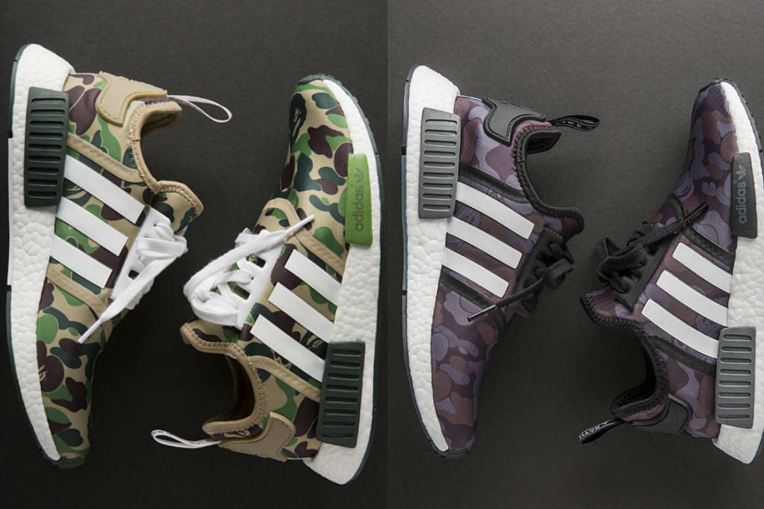 ca695d69d Here s a Closer Look at the Bape x Adidas NMD R1 Collaboration - XXL