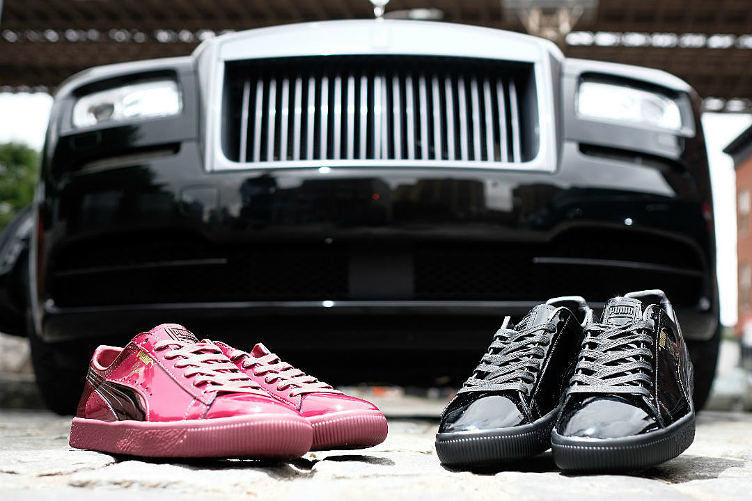 best service 30583 d8707 Puma Releases Clyde Wraith Pack Inspired by the Legendary ...