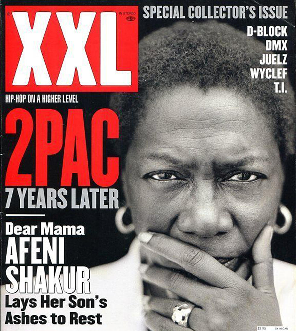 Afeni Shakur, Survivor [Story from XXL's October 2003 Issue