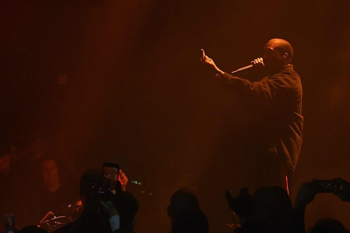 Kanye West Responds to Kid Cudi's Diss: 'I Birthed You' - XXL