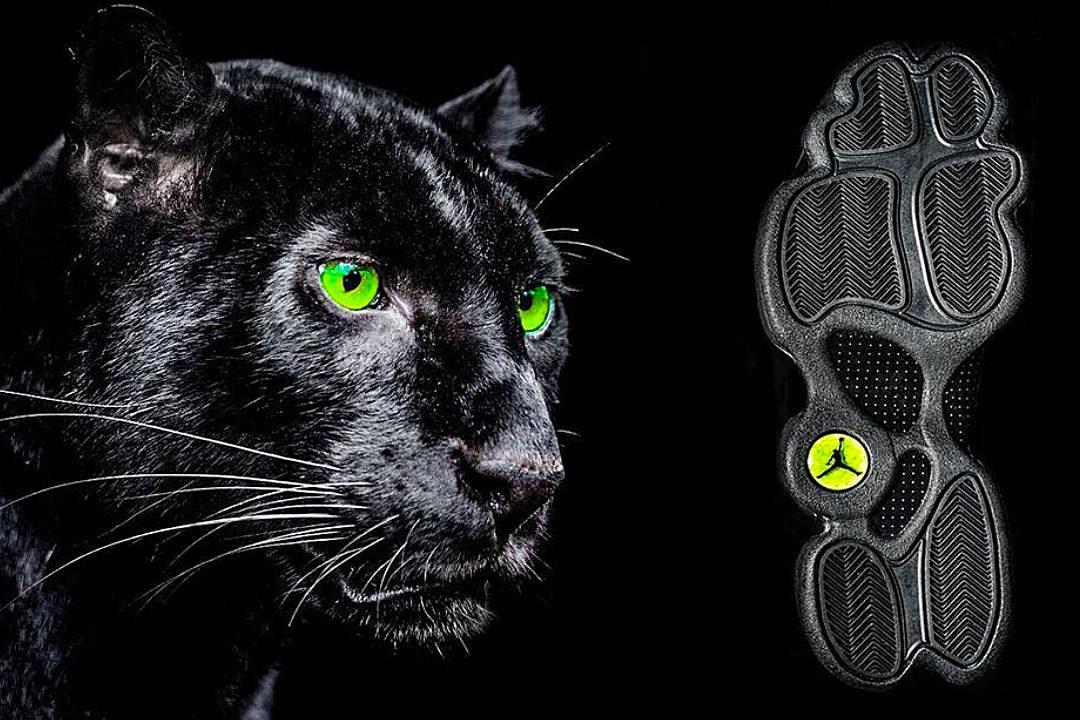 reputable site f0b83 cda97 Air Jordan 13 Black Cat Release Date - XXL