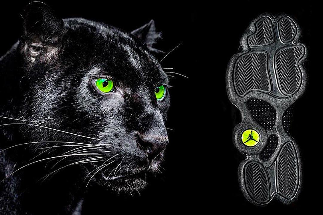 reputable site b3165 d3ce1 Air Jordan 13 Black Cat Release Date - XXL