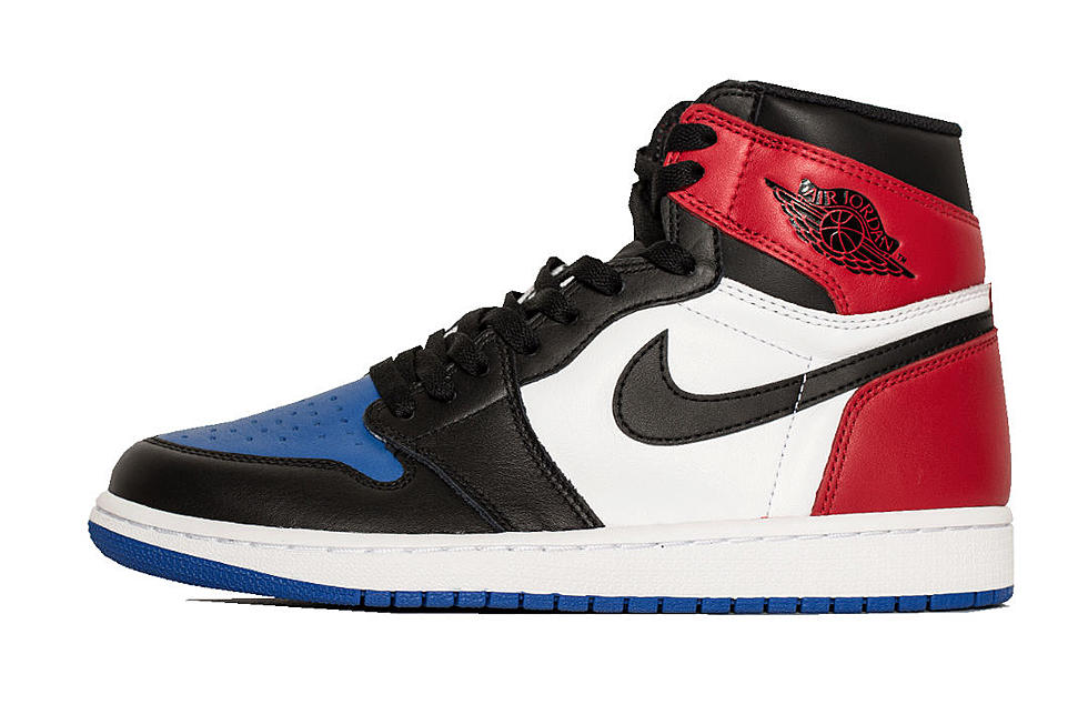 207a890252d Air Jordan 1 Top Three Sneaker Release Date - XXL