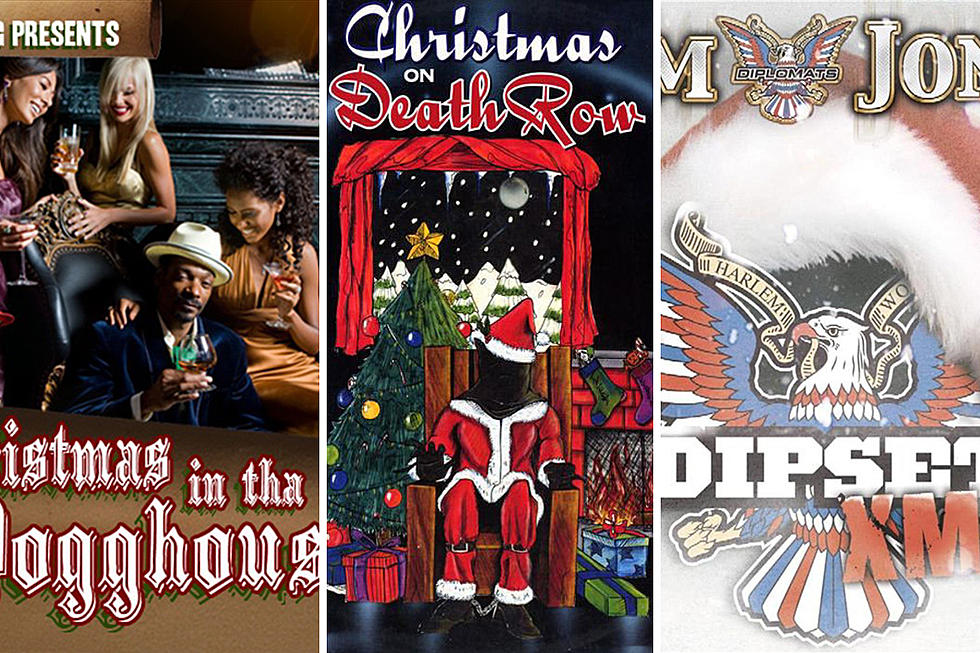Christmas Rap.9 Hip Hop Projects Showing Love To Christmas Xxl
