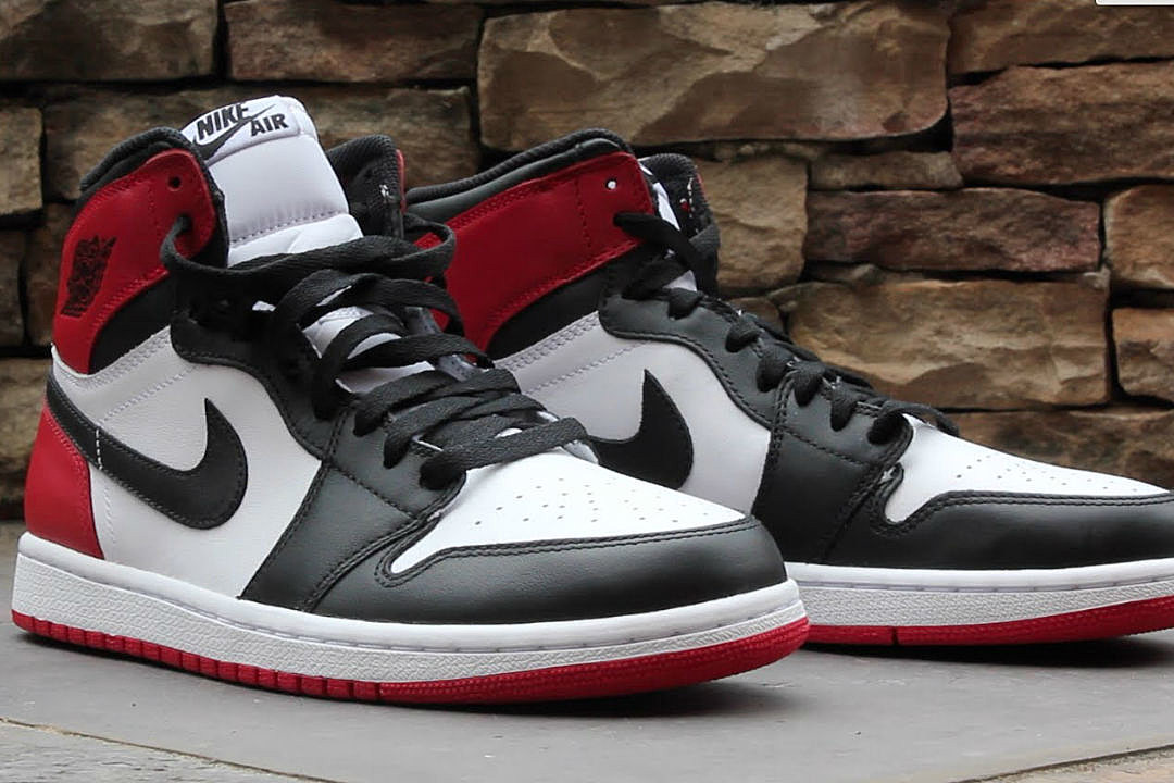 best service d839a 68b2d Air Jordan 1 Black Toe Sneaker Gets a Release Date