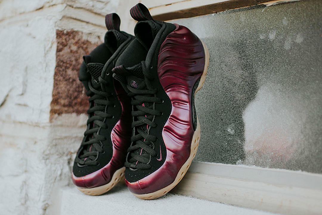 b6c1cbcb398 Nike Air Foamposite One Night Maroon Release Date - XXL