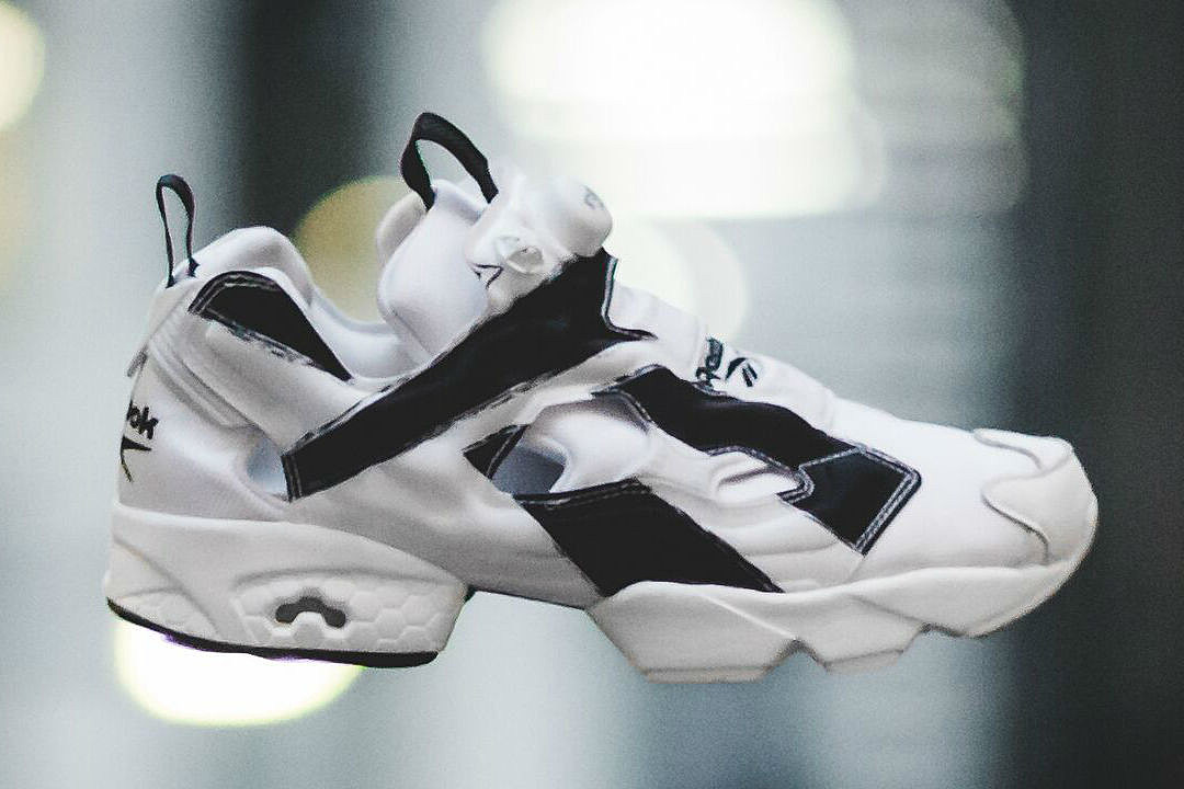 pretty nice c36e3 a419f Reebok Unveils the InstaPump Fury Overbranded Sneaker - XXL