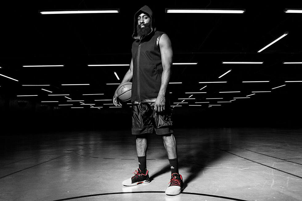 c2d6ae5dc5b James Harden and Adidas Debut the Harden Vol. 1 Sneaker - XXL