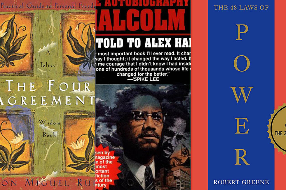 10 Critically-Acclaimed Books Rappers Live By - XXL