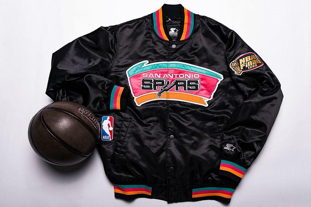innovative design 6d3c1 d4d1d Starter and DTLR Unveil New NBA Retro-Inspired Jackets - XXL