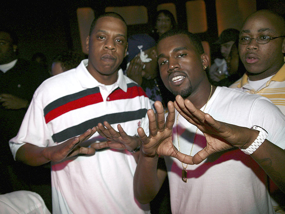 3d62e01f064 Here s a History of Jay Z and Kanye West s Friendship - XXL