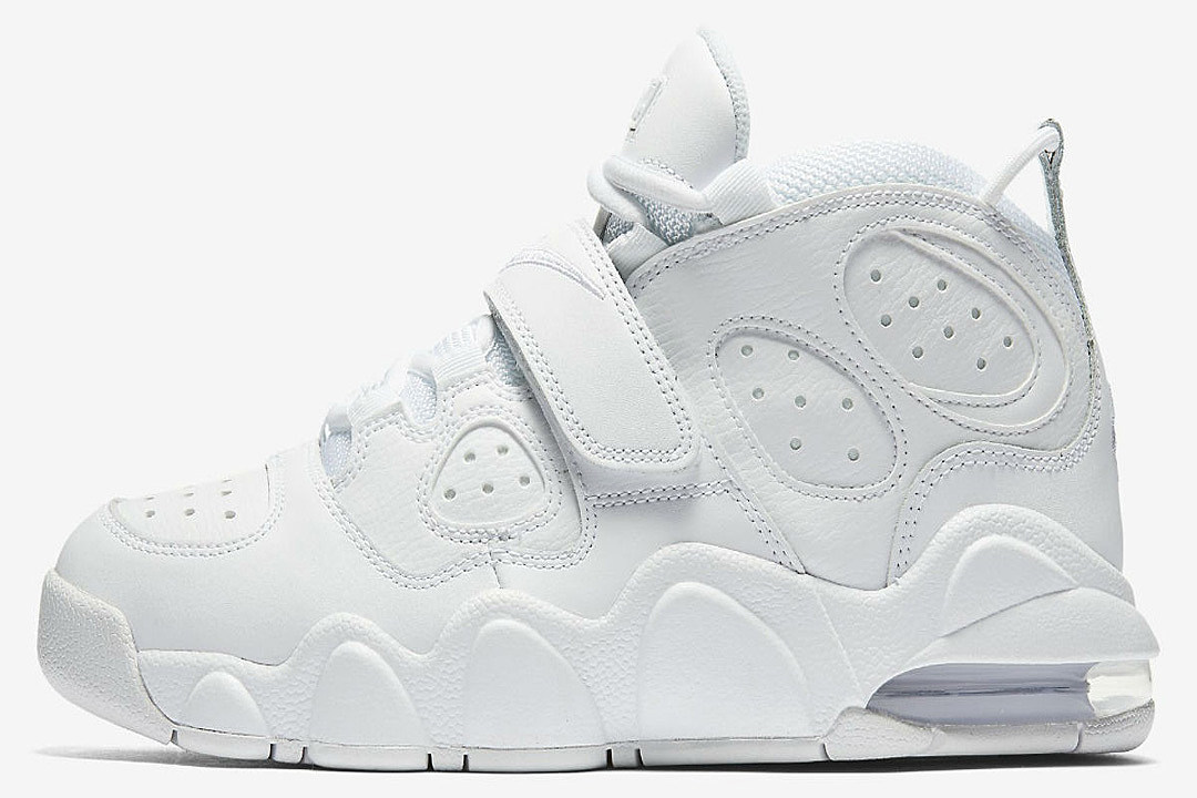 Nike Releases All-White Air CB 34 Sneakers - XXL de7884c02