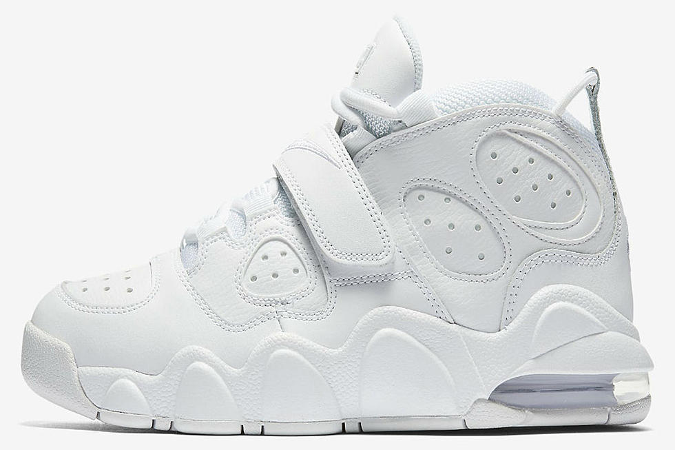 huge discount 3a622 f1e61 Nike to Release All-White Air Max CB 34 Sneakers