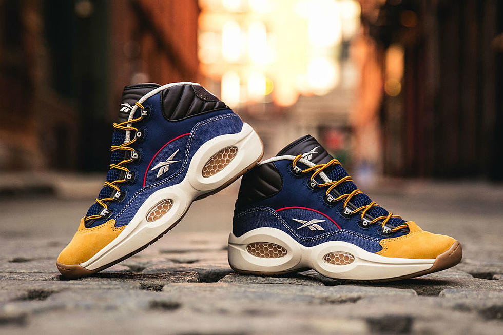 3ac11b1bfb Reebok Unveils the Question Mid Dress Code Sneakers - XXL