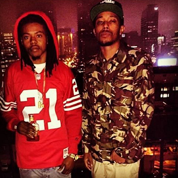 Young Roddy and Tradem...
