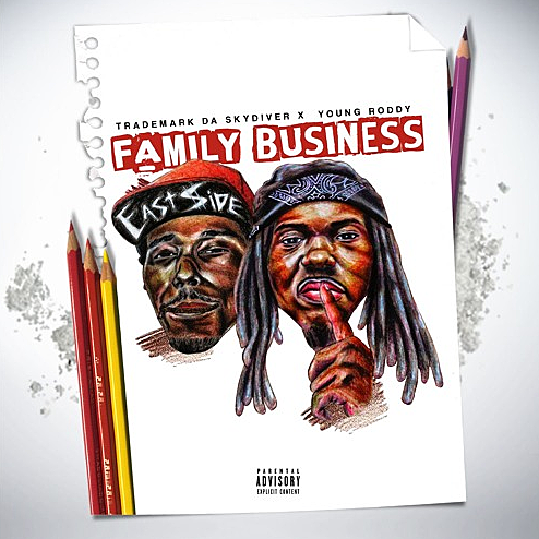 young roddy new mixtape