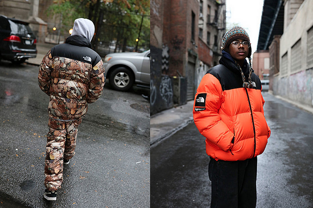 c120ce71413 Supreme x The North Face 2016 Fall Winter Collection - XXL
