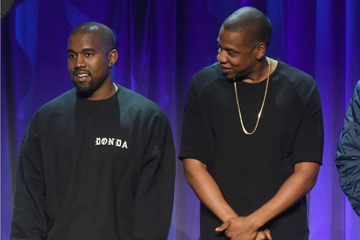 """13739f224c Kanye West Teases  Watch the Throne 2′ Album After Jay-Z Explains """"What s  Free"""" Lyrics. Peter A. Berry. November 30"""