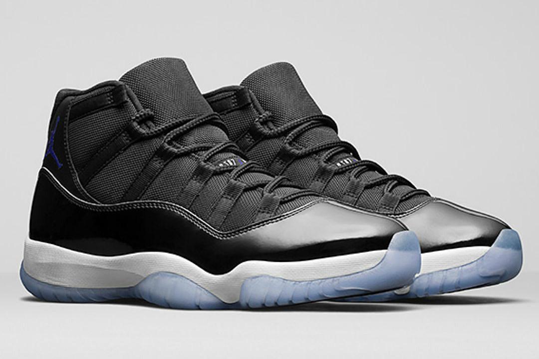 5701dc12b8de Top 5 Sneakers Coming Out This Weekend Including Air Jordan 11 Retro Space  Jam