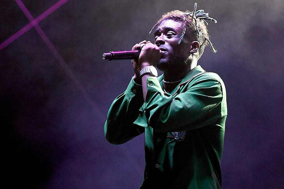 Lil Uzi Vert Says He Hasn't Dropped His Album Yet Because of