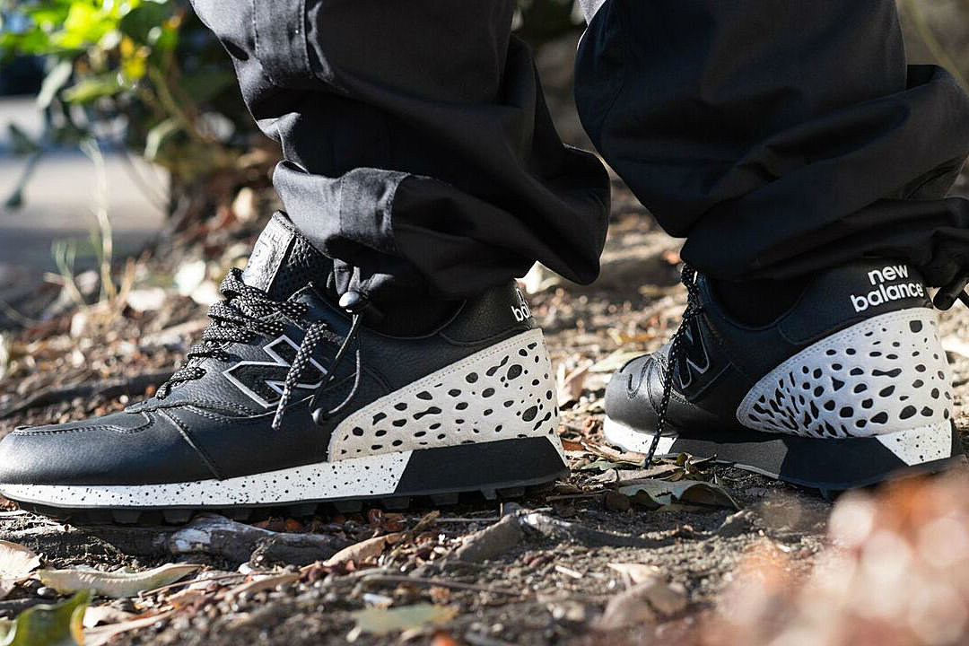 New Balance and Undftd Team Up for Unbalanced Collection - XXL