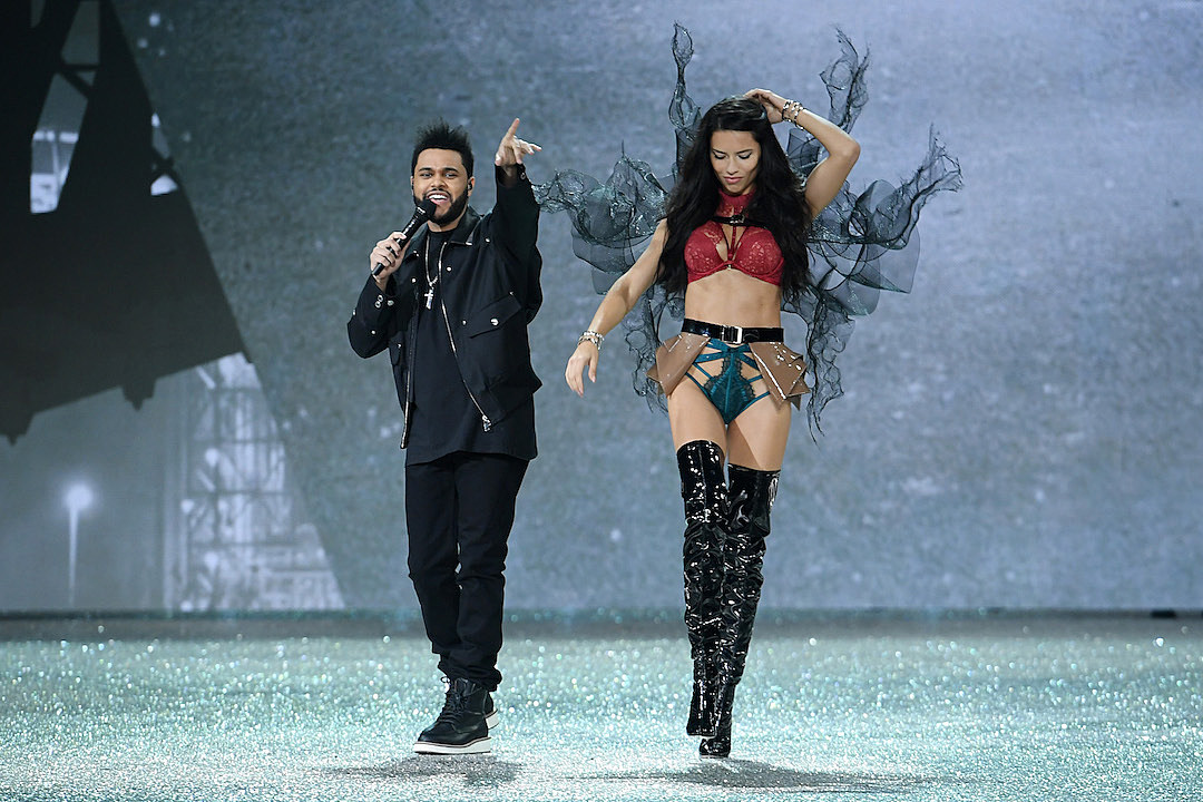6b8ff3e3b77 The Weeknd Performs  Starboy  at 2016 Victoria s Secret Fashion Show - XXL