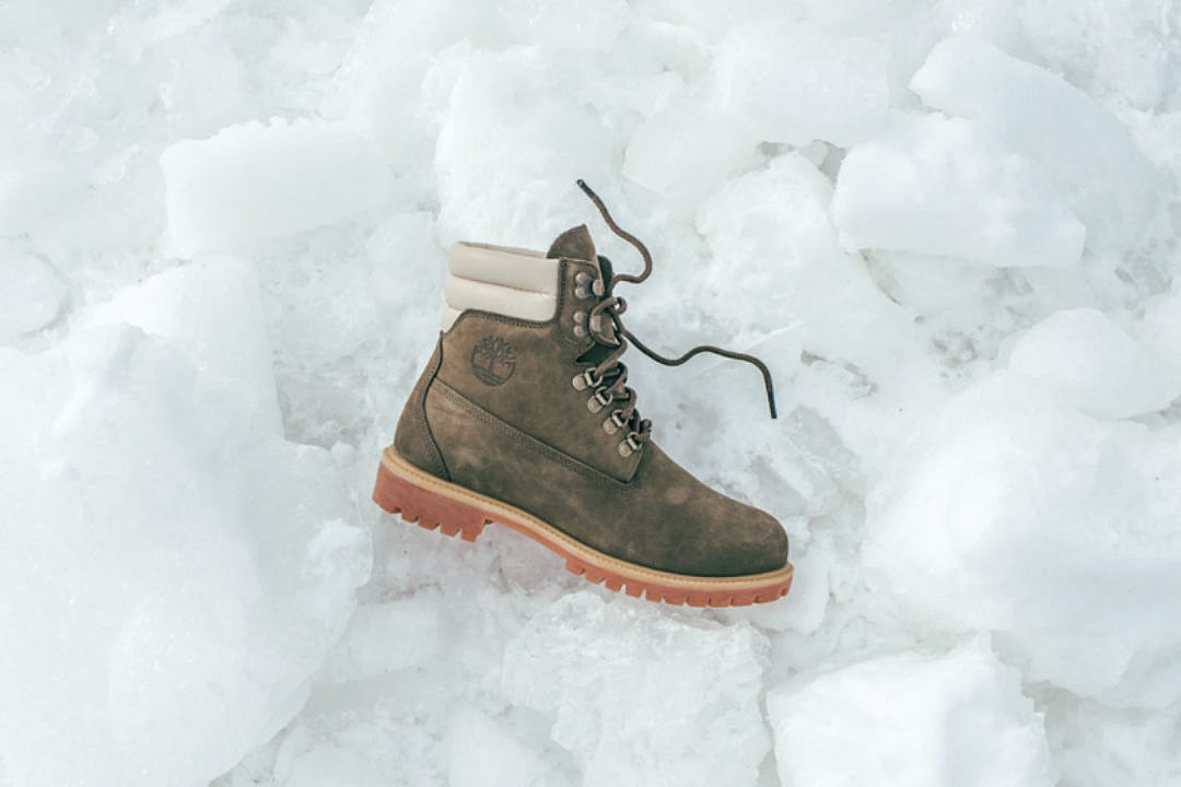 Ronnie Fieg and Timberland Collaborate for Kith Aspen