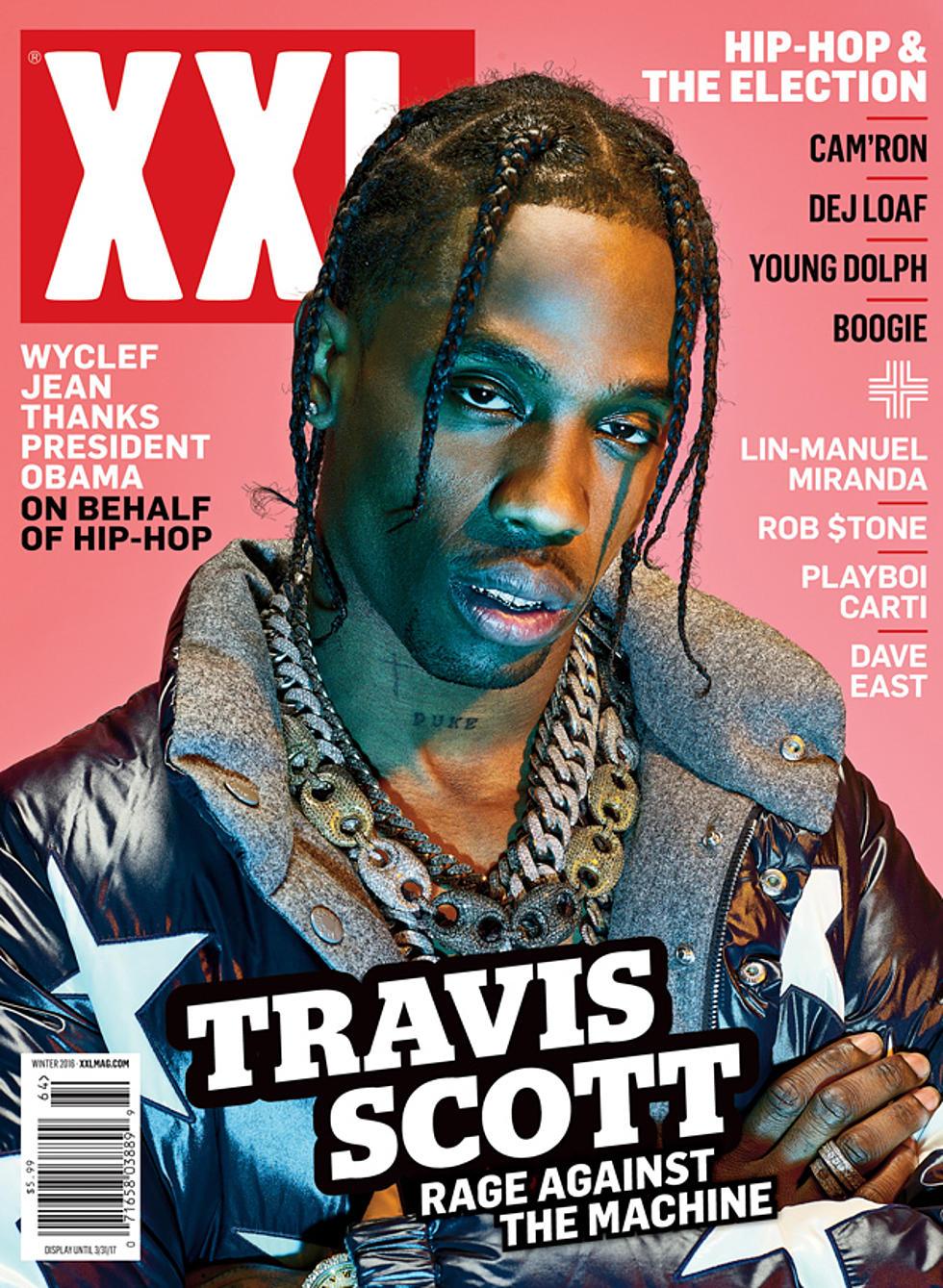 Travis Scott Covers Xxl Magazine S Winter 2016 Issue Xxl