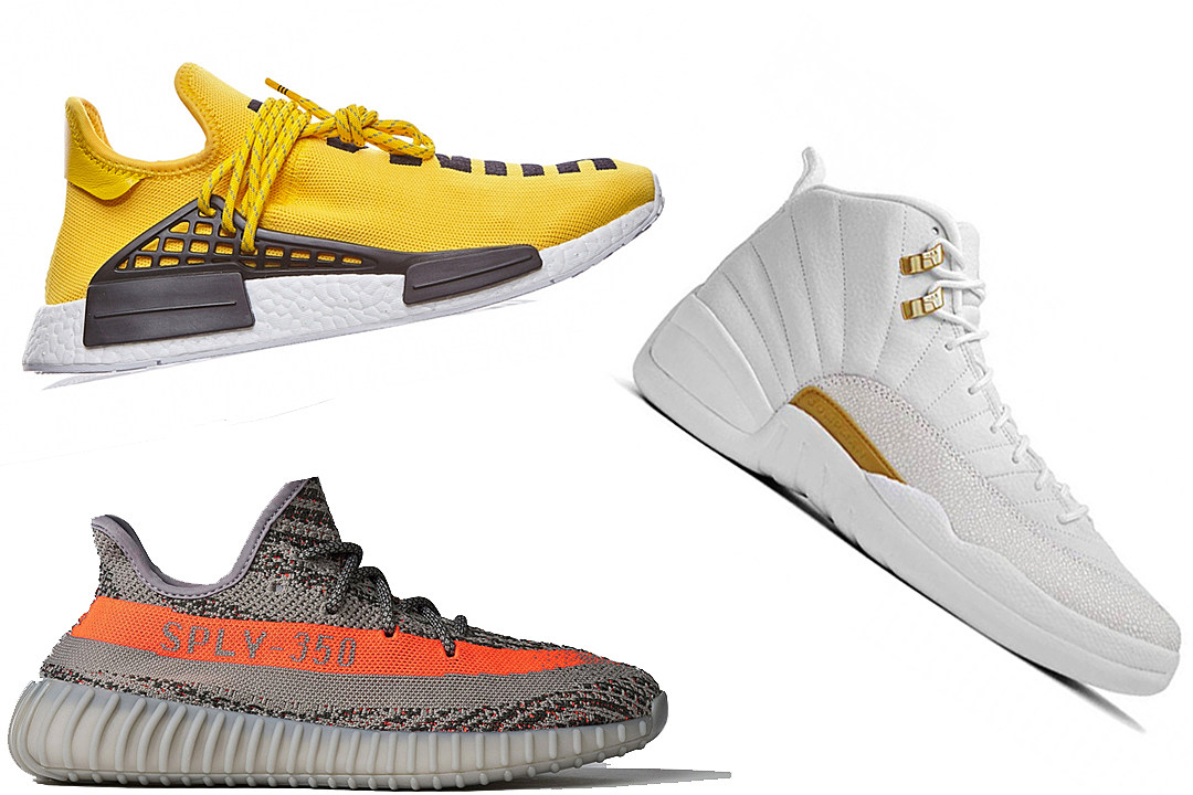 35fb24908e6c Here s Every Hip-Hop Sneaker Collaboration of 2016 - XXL