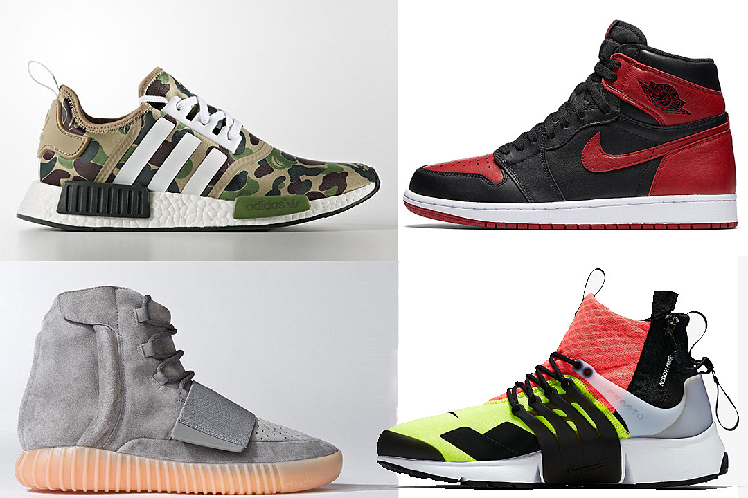 a87b16c900bf 30 Best Sneakers of 2016 - XXL