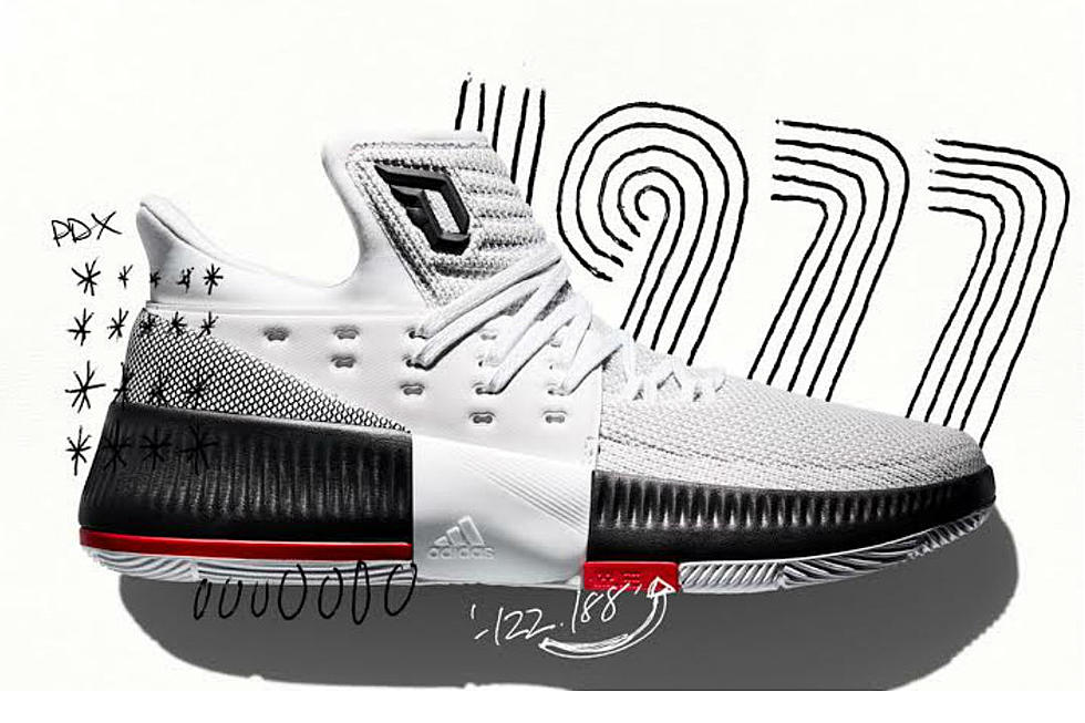 official photos eef63 9bdfb Adidas Releases the Latest Dame 3 Sneaker