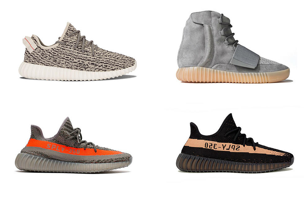 best service dcbfa 6de94 Here's Every Adidas Yeezy Sneaker Released So Far - XXL